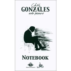 Editions Bourges Chilly Gonzales NoteBook 2