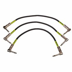 Ernie Ball Patch Cable Black EB6075