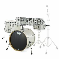 DW PDP CM7 Pearlescent White