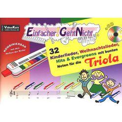 LeuWa-Verlag 32 Kinderlieder Triola