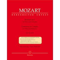 Bärenreiter Mozart Concert for Oboe KV 314
