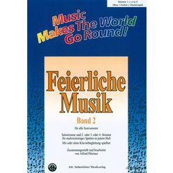 Siebenhüner Musikverlag Feierliche Musik 2 Violin