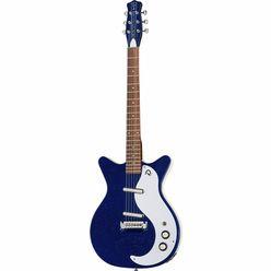 Danelectro 59M NOS+ Blue Metalflake 60th