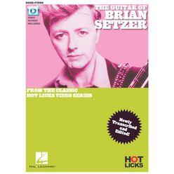 Hal Leonard The Guitar Of Brian Setzer