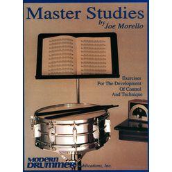 Hal Leonard Joe Morello Master Studies