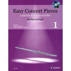 Schott Easy Concert Pieces Flute 1