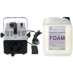 Stairville SF-650 Foam Machine Bundle