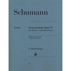 Henle Verlag Schumann Fantasiestücke CL