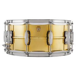 """Ludwig 14""""x6,5"""" Super Brass Snare"""