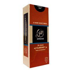 Gonzalez RC Bass Clarinet 3.25