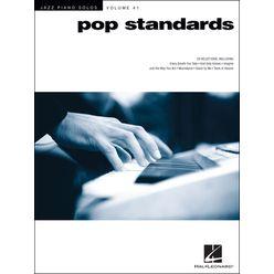 Hal Leonard Jazz Piano Solos Pop Standards