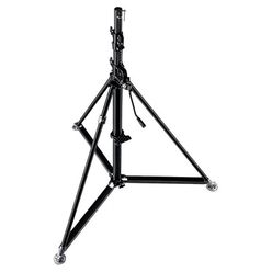 Manfrotto 387XBU Stainless Steel Wind Up