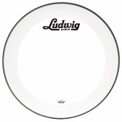 "Ludwig 20"" Bass Drum Head Vint. Logo"