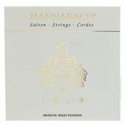 Hannabach 1869 Carbon/Gold MHT Set