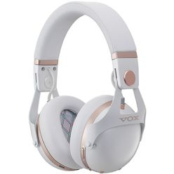 Vox VH-Q1 Headphones White/Gold