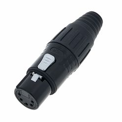 Seetronic SCSF5-BG 5pin XLR black