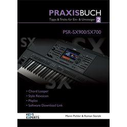 Keys Experts Verlag SX700/ 900 Praxis Buch 2