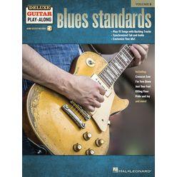 Hal Leonard Blues Standards Deluxe Guitar