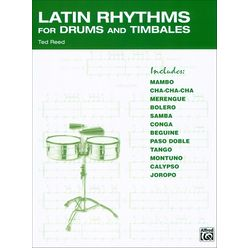 Alfred Music Publishing Latin Rhythms For Drums