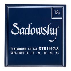 Sadowsky Blue Label Steel FLW 013-056