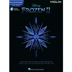 Hal Leonard Frozen II Violin Play-Along