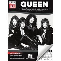 Hal Leonard Queen Super Easy