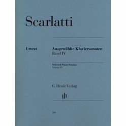 Henle Verlag Scarlatti Klaviersonaten IV