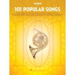 Hal Leonard 101 Popular Songs Horn