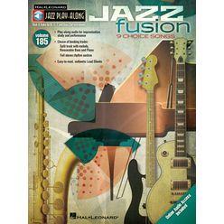 Hal Leonard Jazz Play-Along Jazz Fusion