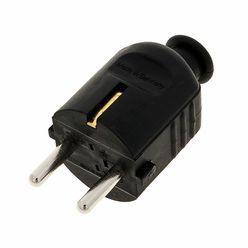 PCE 02974 Polyamid Safety Plug BK