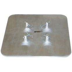 Global Truss F14Base Plate Square