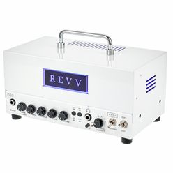 Revv D20 Amp Head WH
