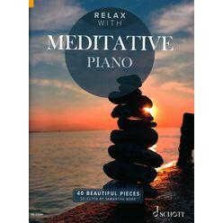 Schott Relax Meditative Piano