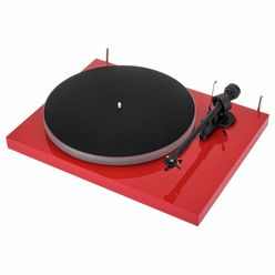 Pro-Ject Debut III DC Esprit red