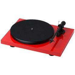 Pro-Ject Debut RecordMaster II red