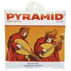 Pyramid Arabic Oud High Tuning g-wound