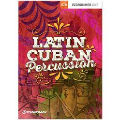 Toontrack EZX Latin Cuban Percussion