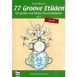 Leu Verlag 77 Groove Etüden 2