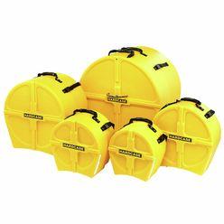 Hardcase HFUSION2 F.Lined Set Yellow