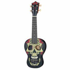 Harley Benton DOTU UKE-S Diamond Skull