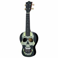 Harley Benton DOTU UKE-S Ghost Skull