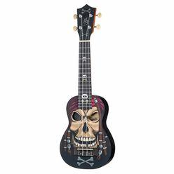 Harley Benton DOTU UKE-S Pirate Skull