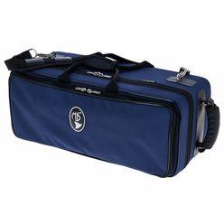 Marcus Bonna MB-02N Case 2 Trumpets Blue R
