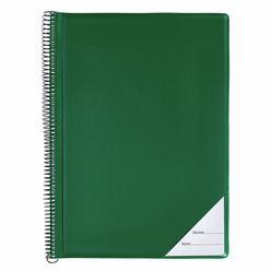 Star Music Folder 662a/20 Green