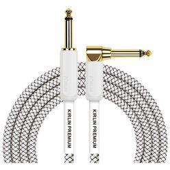 Kirlin Plus Instrument SA Cable 6m WH