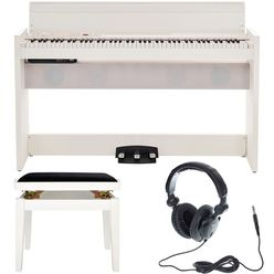 Korg LP-380U WH Set