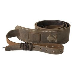 Deering Stitch. Leather Banjo Strap BR