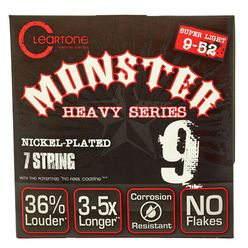 Cleartone Monster Heavy 9409/7