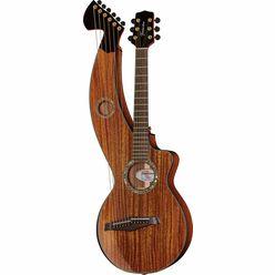Timberline Guitars T70HGpc-e Harp Guitar