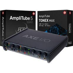 IK Multimedia AXE I/O + AmpliTube 5 MAX